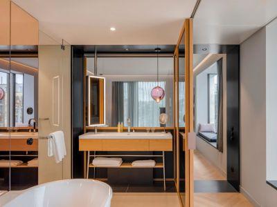 酒店浴室家具